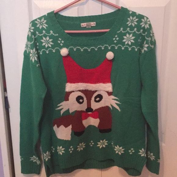 Kohl Ugly Christmas Sweaters.Ugly Christmas Sweater Sz M